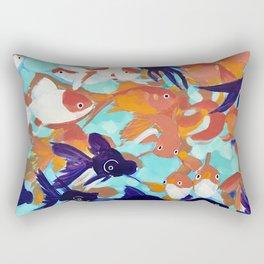 Just Keep Swimming Rectangular Pillow