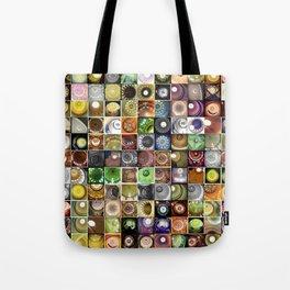 DOMES HIPSTA MIX Tote Bag