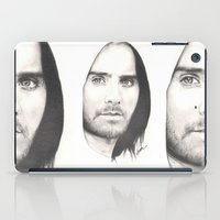 jared leto iPad Cases featuring jared leto... by als3