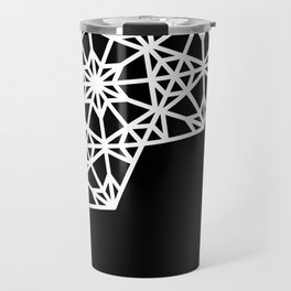 Frozen Stars Travel Mug