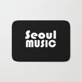 Seoul Music Bath Mat