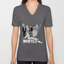 The Whites Unisex V-Neck