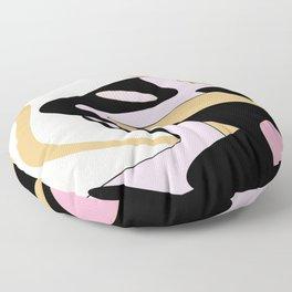 Snake Hill Floor Pillow