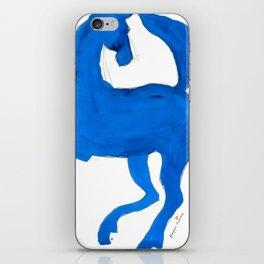 Yves Klain horse iPhone Skin