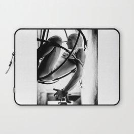 Solar jail Laptop Sleeve