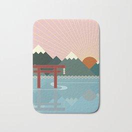 Oriental Bath Mat