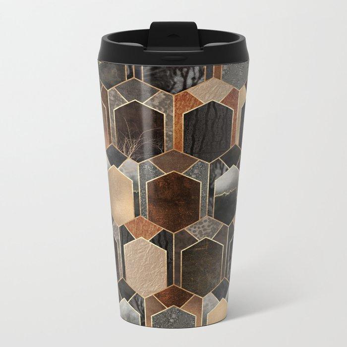 Art Deco Dream 4 Metal Travel Mug