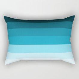 frozen ground Rectangular Pillow