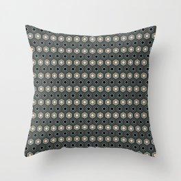 Romboide_Artemide Throw Pillow