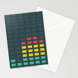 Audio Mixer Stationery Cards