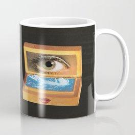The poem object of dreams  Coffee Mug