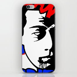 korean zombie shirt iPhone Skin