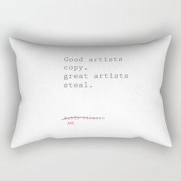 STEALING Rectangular Pillow
