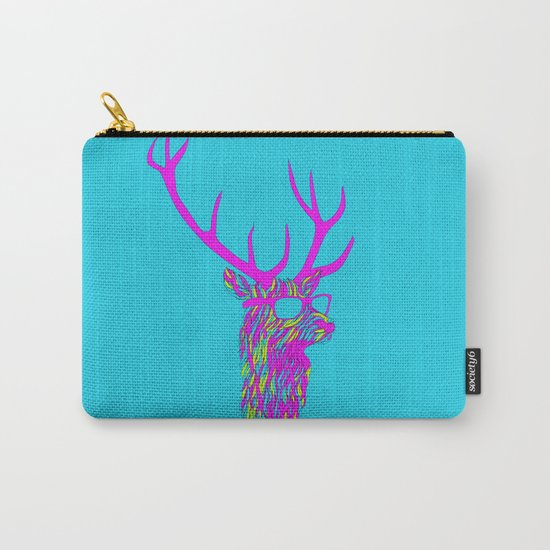 Party deer Carry-All Pouch