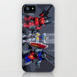 MS 0079 iPhone Case