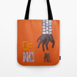 007: Dr. No - 100 Hoopties Tote Bag