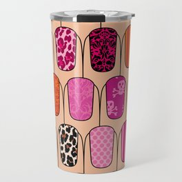 Nails Travel Mug