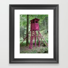 jagermeister Framed Art Print