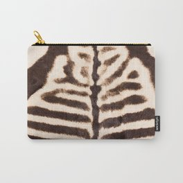 Zebra - stripes - classic - #society6 #buyart Carry-All Pouch