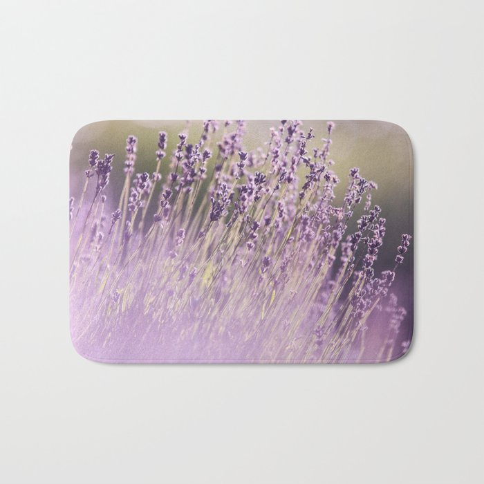 Spring Purple II Bath Mat