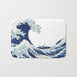 The Big Wave Bath Mat