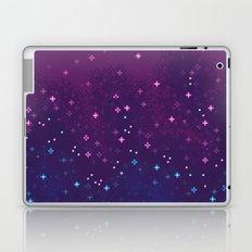 Bi Pride Flag Galaxy Laptop & iPad Skin