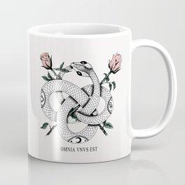 Omnia vnvs est Coffee Mug