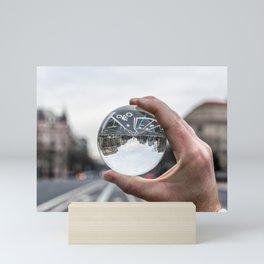 That Upside Down Feeling Mini Art Print