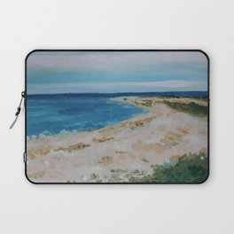 By the Sea Side Laptop Sleeve