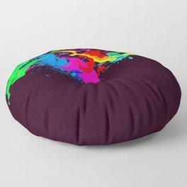 Colors Floor Pillow