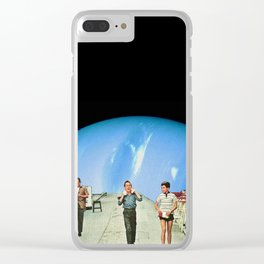 'Ayurveda' Clear iPhone Case
