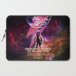 Rocket man (former Space Oddity) Laptop Sleeve