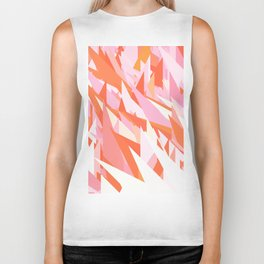 Morning Fire Biker Tank