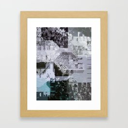 Byte III Framed Art Print