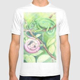 Lucky Chameleon T-shirt
