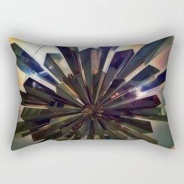 Textured Fixture 2 Rectangular Pillow