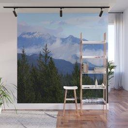 Trinity Alps in Trinity County, California Wall Mural