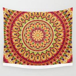 Mandala 180 Wall Tapestry