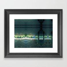 make way for now (2) Framed Art Print
