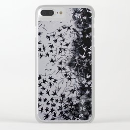Captured Moments Clear iPhone Case