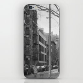 West 21st Street, New York, March 2018 iPhone Skin
