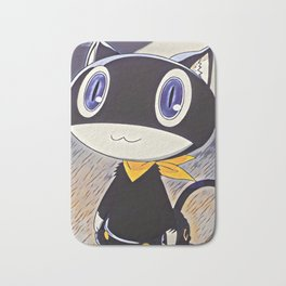 Morgana sketch - Persona 5 Bath Mat