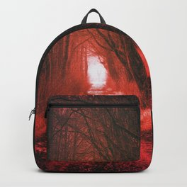 Apocalypse Surreal Forest Backpack