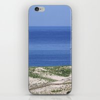 cape cod iPhone & iPod Skins featuring Cape Cod by Heidi Ingram