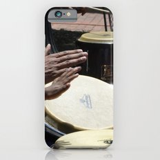 playing bongos iPhone 6s Slim Case
