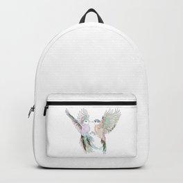Wedding Birds #3 #tropical Backpack