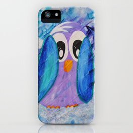 Guin Quirky Bird Series iPhone Case