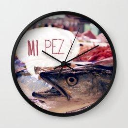 · Mi Pez · Wall Clock