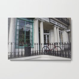 Family Dental Practice Edinburgh Metal Print