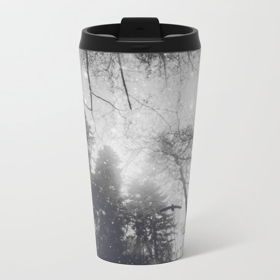 Will you let me pass II Metal Travel Mug